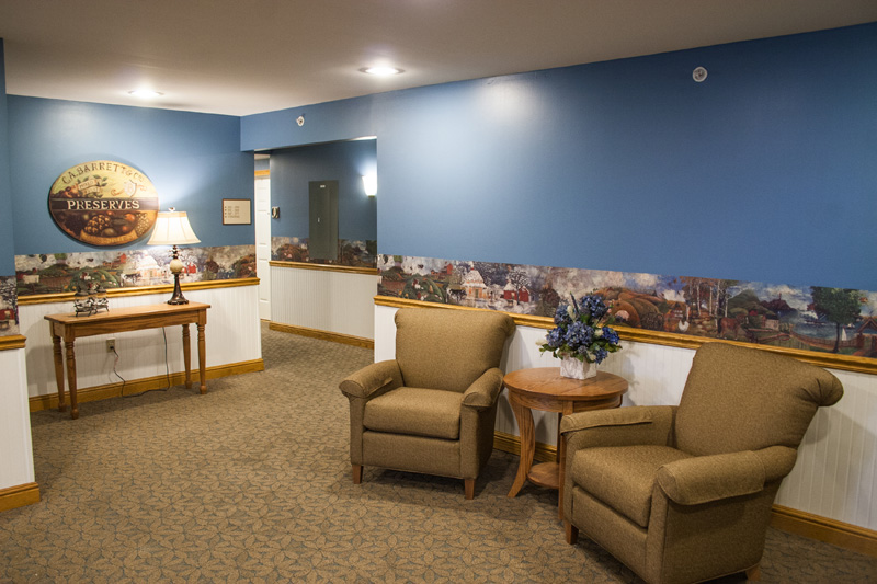 Services and Amenities Blue Gate Garden Inn Shipshewana Hotel